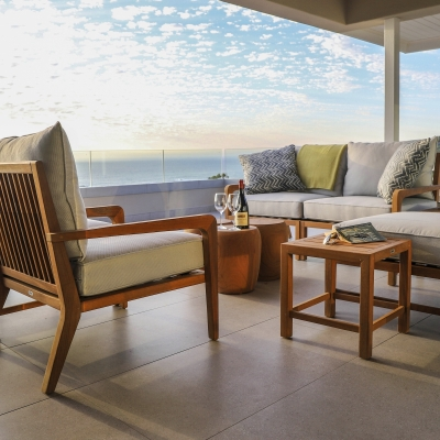 Featuring - The New Serengeti Sofa set